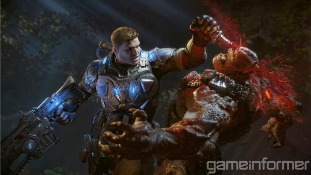 Check Out These Awesome New Gears Of War 4 Screens render execution final610