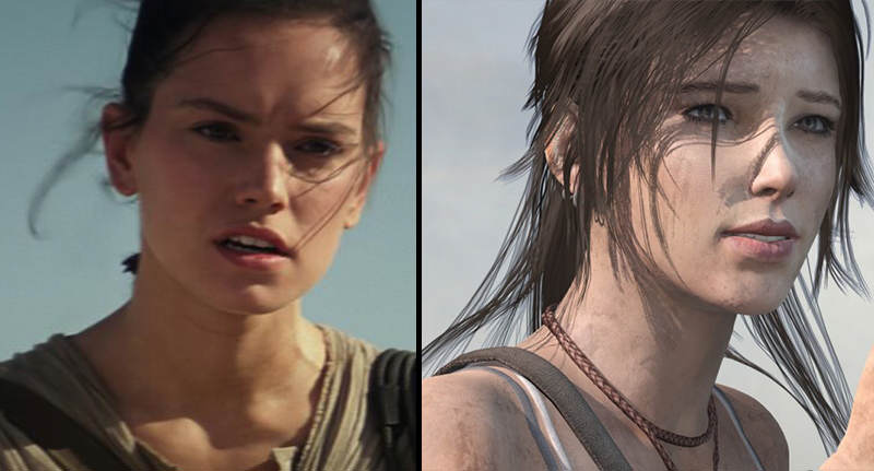 Daisy Ridley Could Land Role As This Iconic Gaming Character reylara