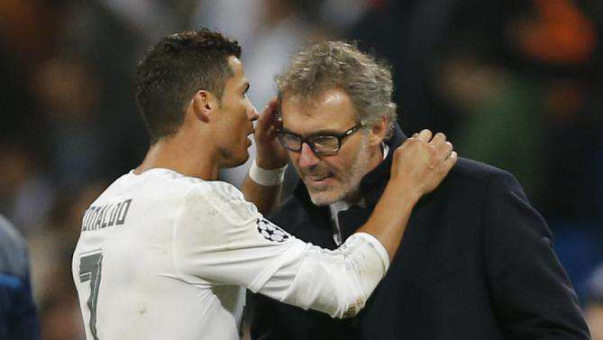 Cristiano Ronaldos Looking To Leave Madrid, But Where Could He Go? ronaldo blanc yahoo
