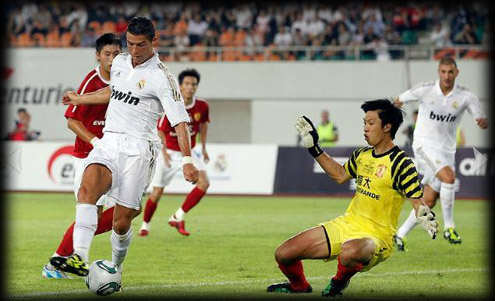 Cristiano Ronaldos Looking To Leave Madrid, But Where Could He Go? ronaldo china
