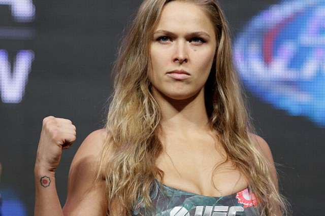 Ronda Rousey Biography WWE Husband UFC Age Record Net Worth