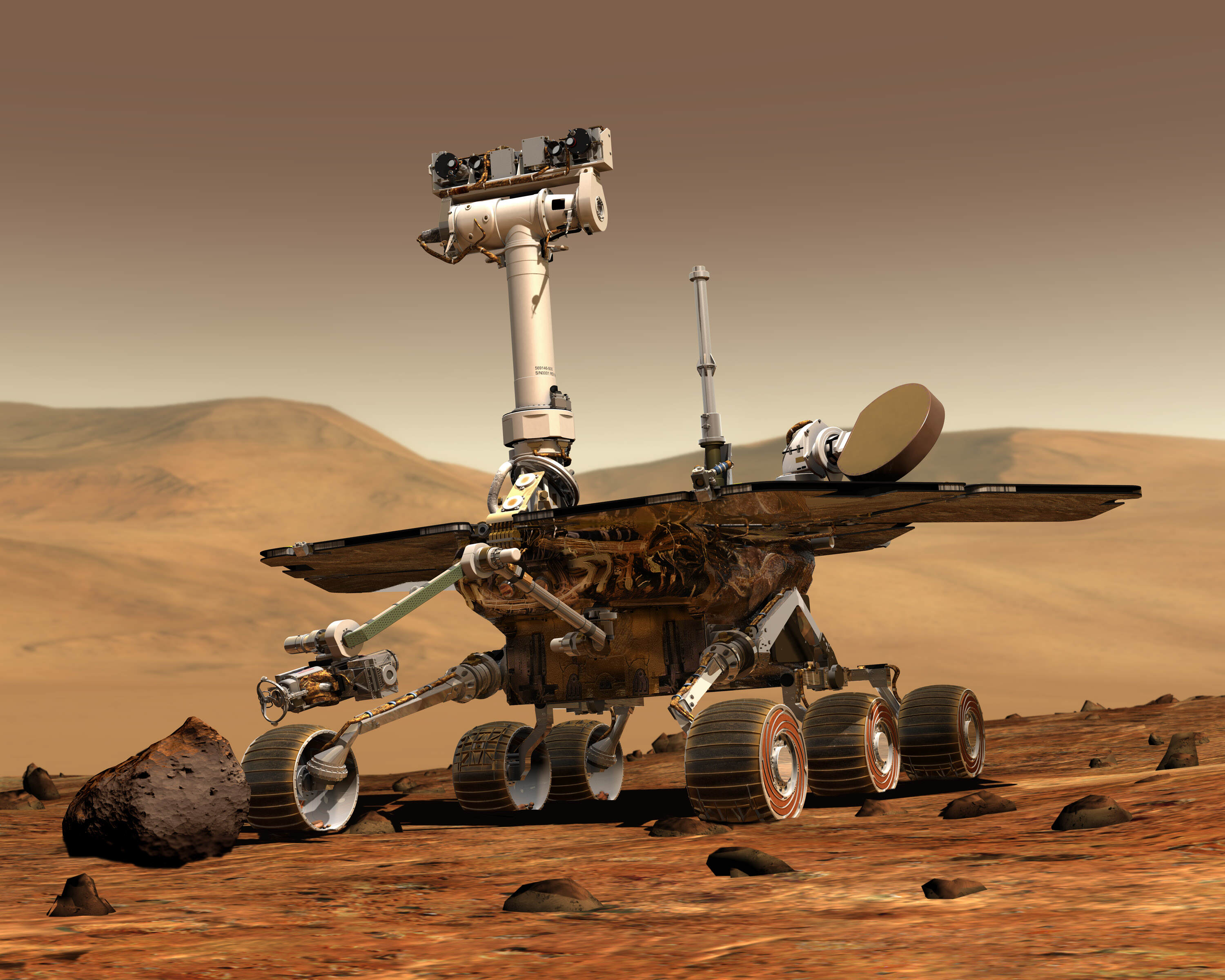 Europe And Russia To Go On Alien Hunting Mission To Find Life On Mars rover
