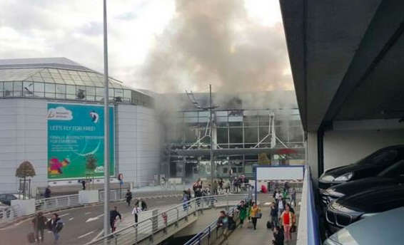 BREAKING: 34 Reported Dead In Horrific Suicide Attack On Brussels screen