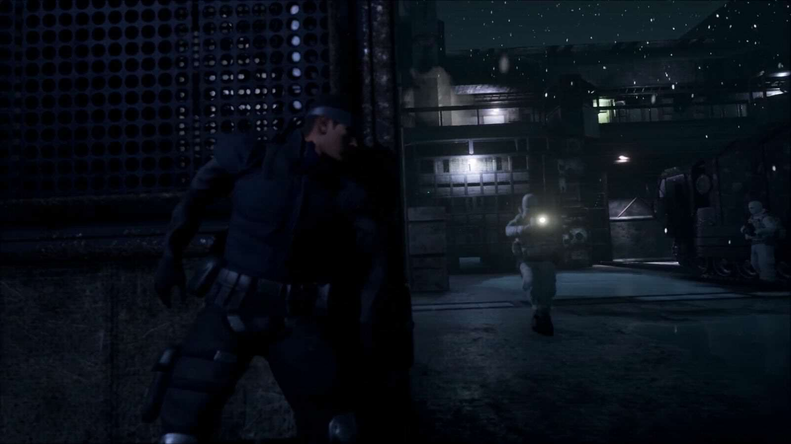 Metal Gear Solid HD Fan Remake Mysteriously Shuts Down shadow moses mgs remake screencap 1920.0.0