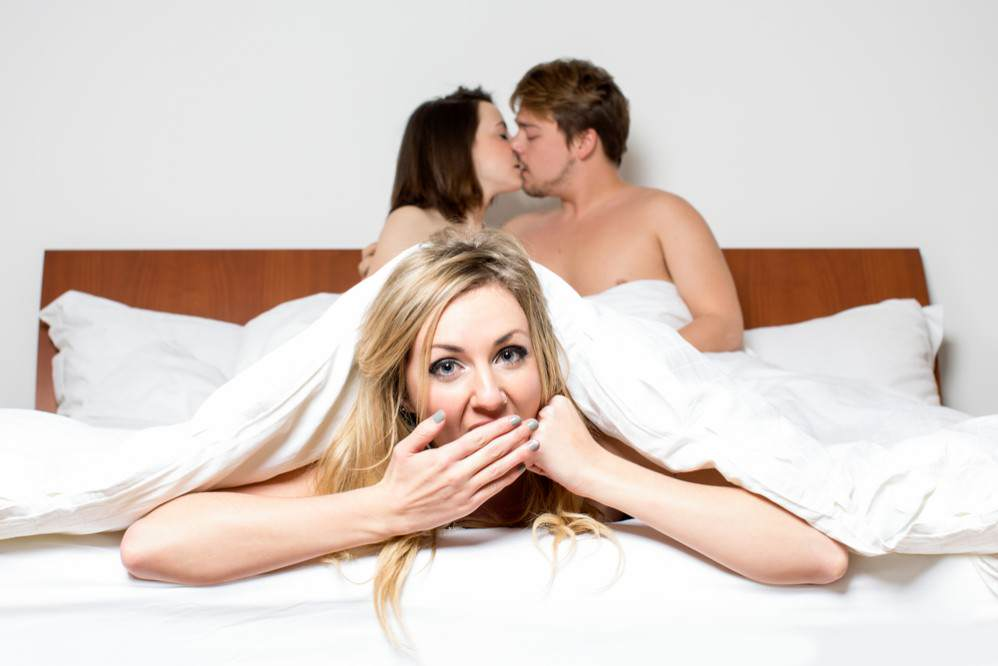 Woman With Five Partners Says Sleeping With Other People Strengthened Her Marriage shutterstock 1764604671 998x666