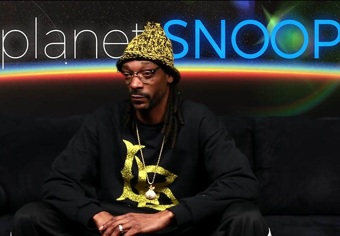 Snoop Dogg Narrates Unbelievable Fight Between A Squirrel And A Snake snoop1