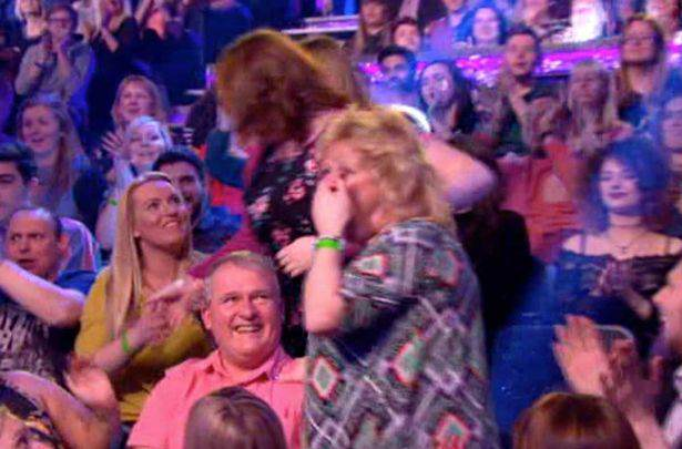This May Be The Most Awkward Saturday Night Takeaway Moment Ever snt awkward 2