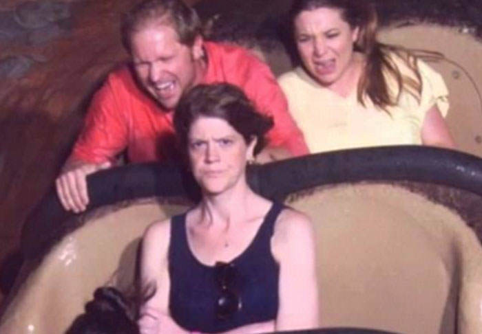Woman From Angry Splash Mountain Meme Speaks Out splash1 1