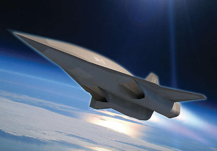 Plane That Travels Six Times The Speed Of Sound Could Be Ready Very Soon sr1