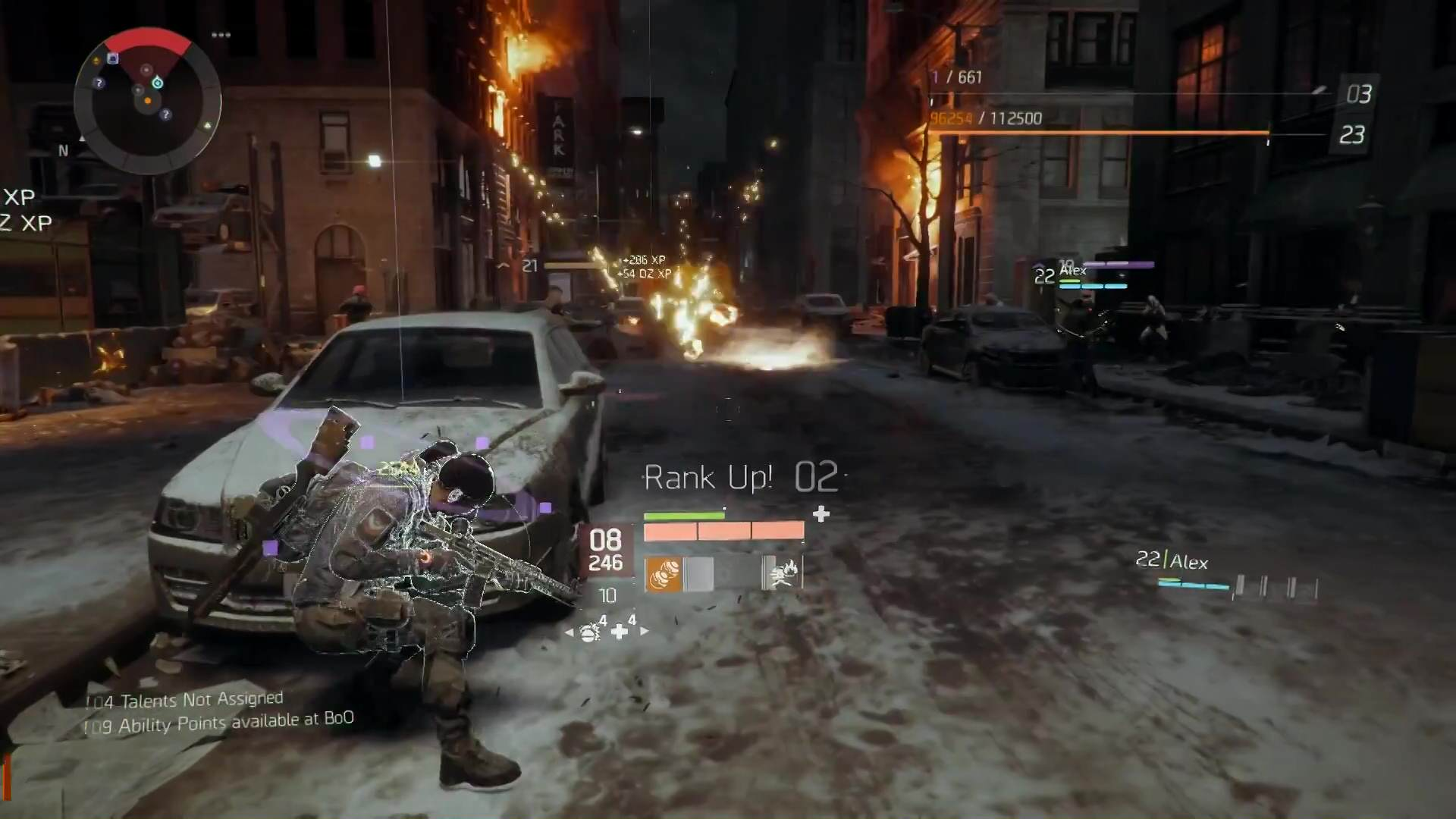 The Division Is Engaging, Gorgeous And Totally Punishing the division player stories 12 15 gameplay 17