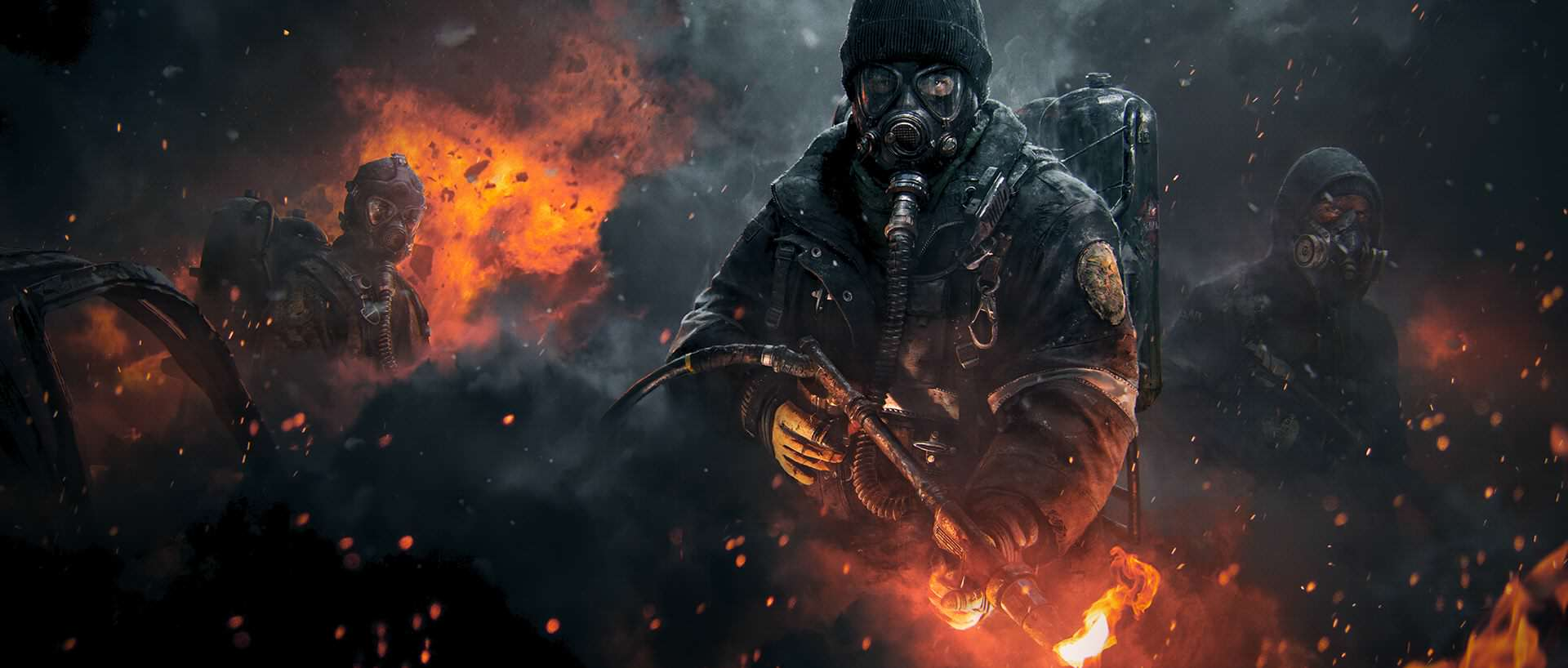 The Division Datamined To Reveal All Kinds Of New Info the division the cleaners artwork