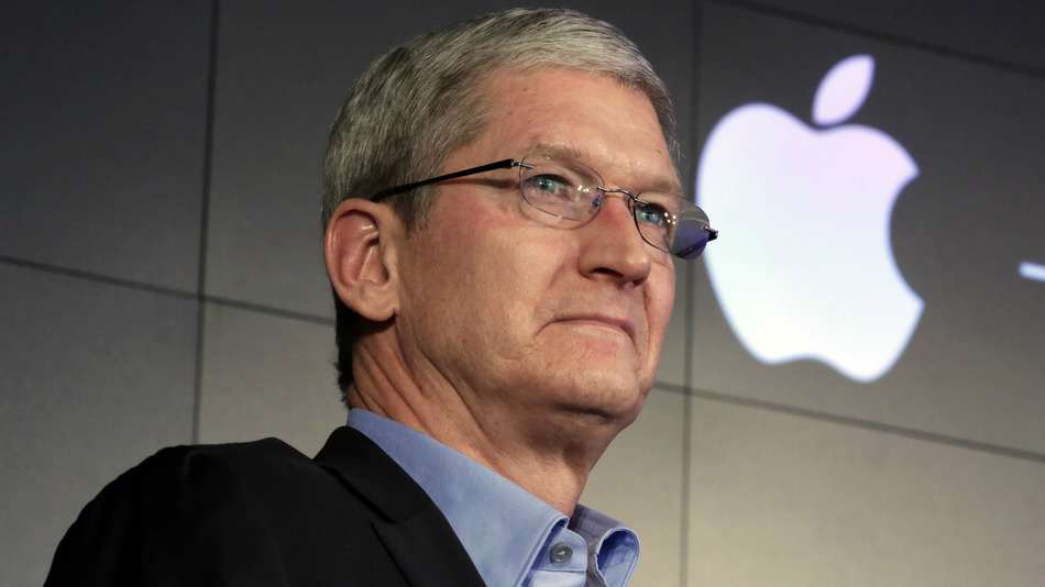 Apple Makes Big iPhone Announcement And Its Bad News For Rivals timcook