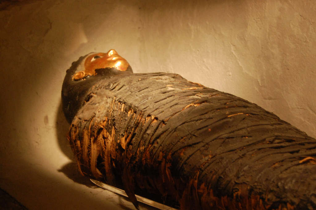 Archaeologists Make Biggest Discovery Of The 21st Century In Tutankhamuns Tomb tut4