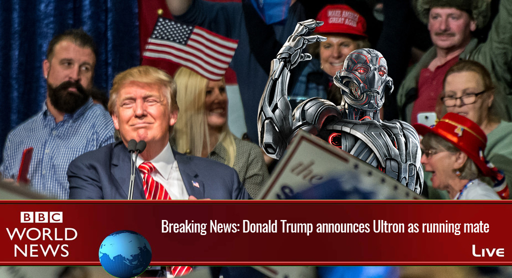 This Guys Crowdfunding To Make Fast And Furious Sequel Featuring Hitler ultron trump