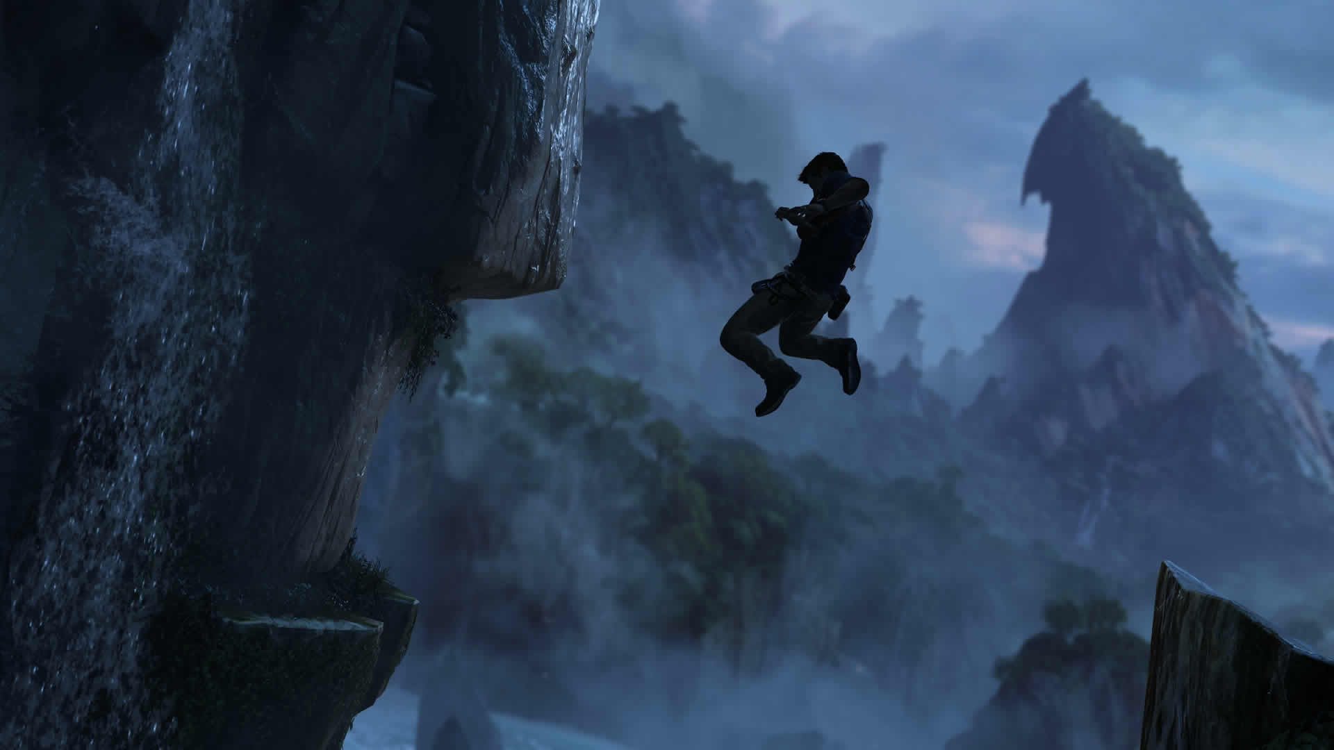 Uncharted 4 Has Been Delayed Once Again uncharted 4 drake leaping 1421239570