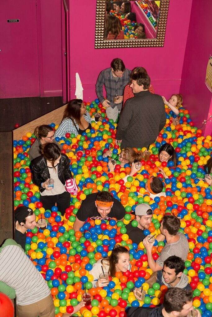 There's Now A Ball Pit Bar For Adults Who Want To Be A Kid Again unspecified 2
