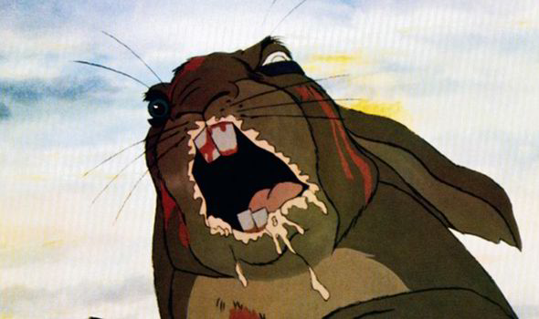 Channel 5 Showed Watership Down On Easter Sunday, People Lost Their Sh*t watership3