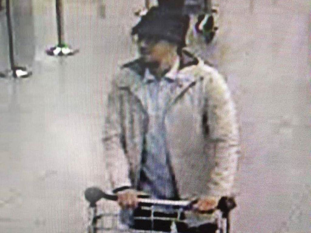 BREAKING: Police Release Main Suspect Charged For Brussels Attacks web brussels suspect