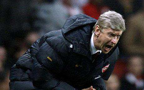 Five Reasons Arsenal HAVE To Sack Arsene Wenger wenger out 5