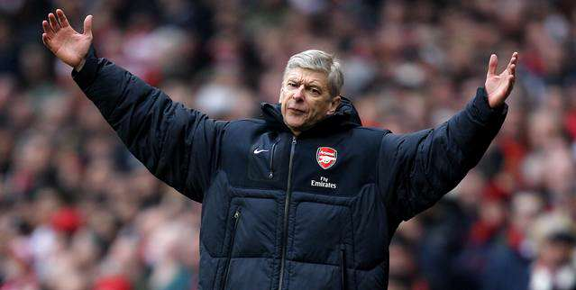 Five Reasons Arsenal HAVE To Sack Arsene Wenger wenger out 6