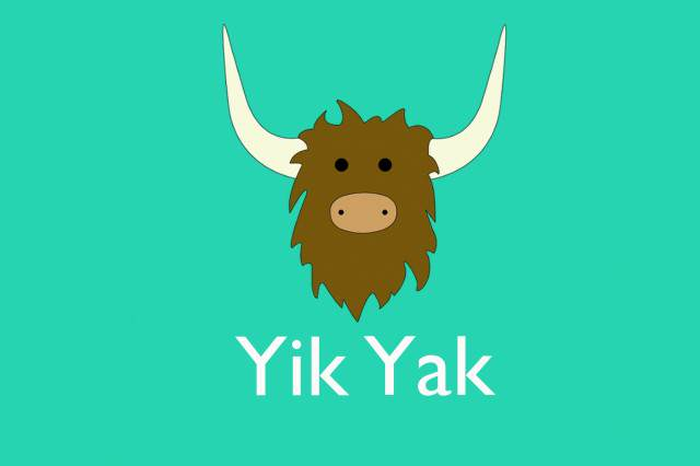 North Korean Teens Rip Into Kim Jong Un Online Using Yik Yak yik yak web logo 640x426