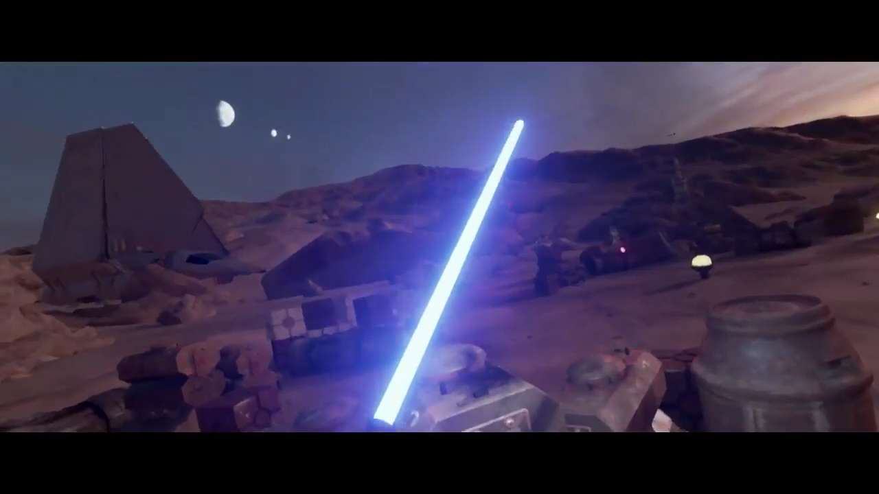 Theres A Star Wars VR Game Coming, And It Looks Incredible youtu.be koBt4Kfb4Zw2