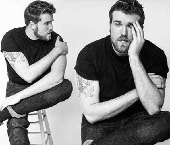 Meet The Plus Sized Male Model Making Waves In The Fashion Industry zach1