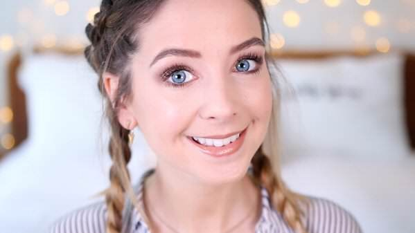 YouTuber Zoellas Monthly Earnings Are Pretty Sickening zoella2