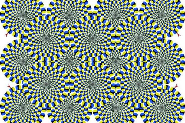 This Weird Optical Illusion Can F Ck With Your Brain For