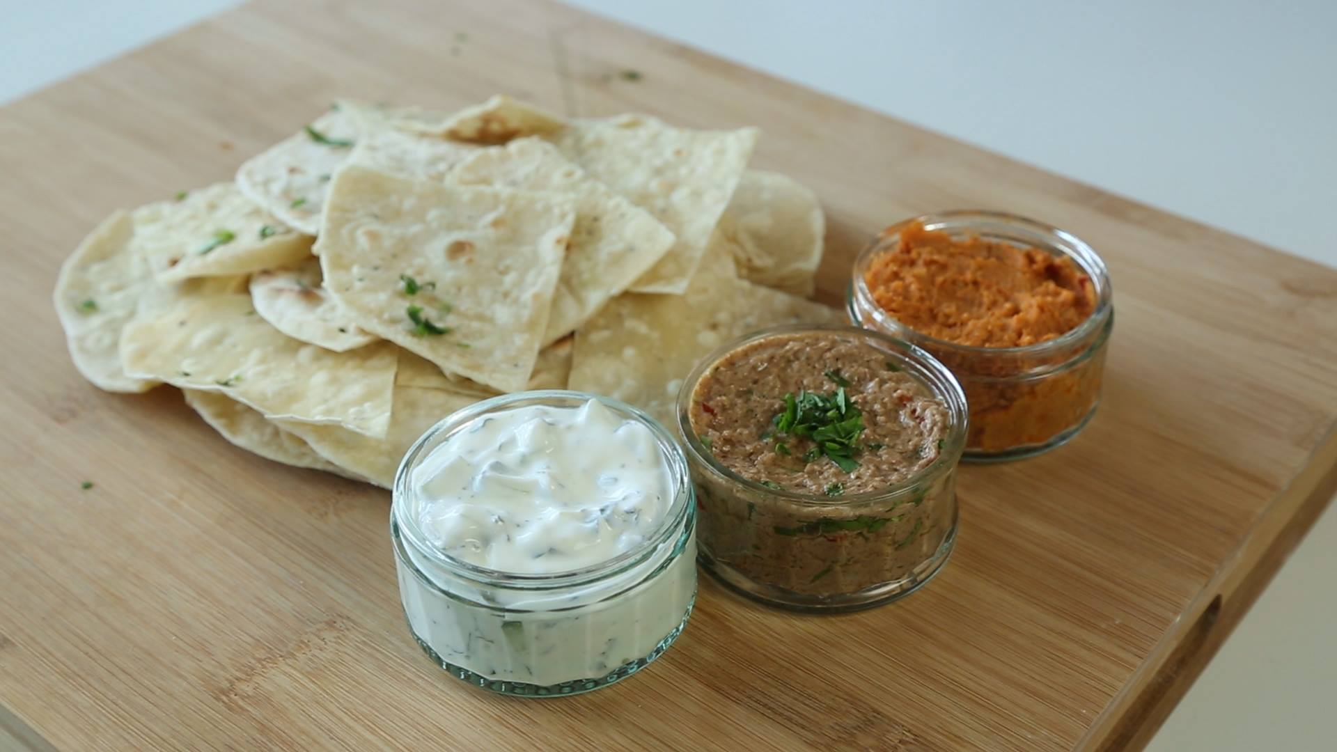 Heres How You Make Flatbreads And A Trio Of Dips 13091632 10153482970455598 680472542 o