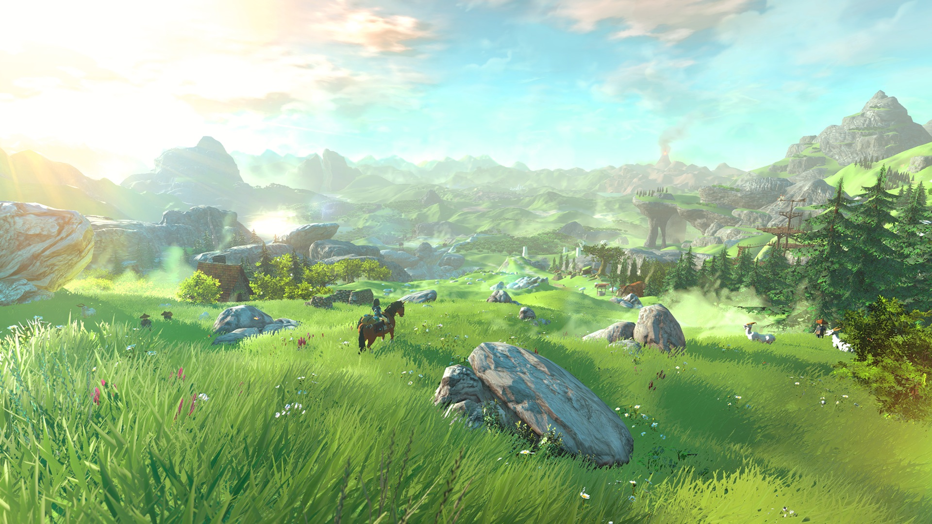 Nintendos Mysterious Console Gets Release Date, Games Pushed Back 2557861 zelda 001