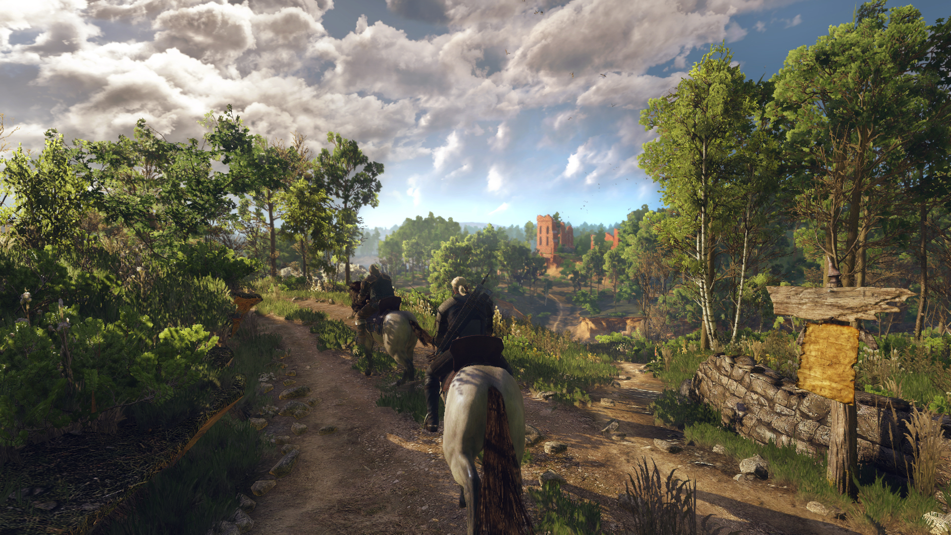 Witcher 3 Blood And Wine DLC Gets Gorgeous New Screens 2624268 the witcher 3 wild hunt crossroads 1407869449