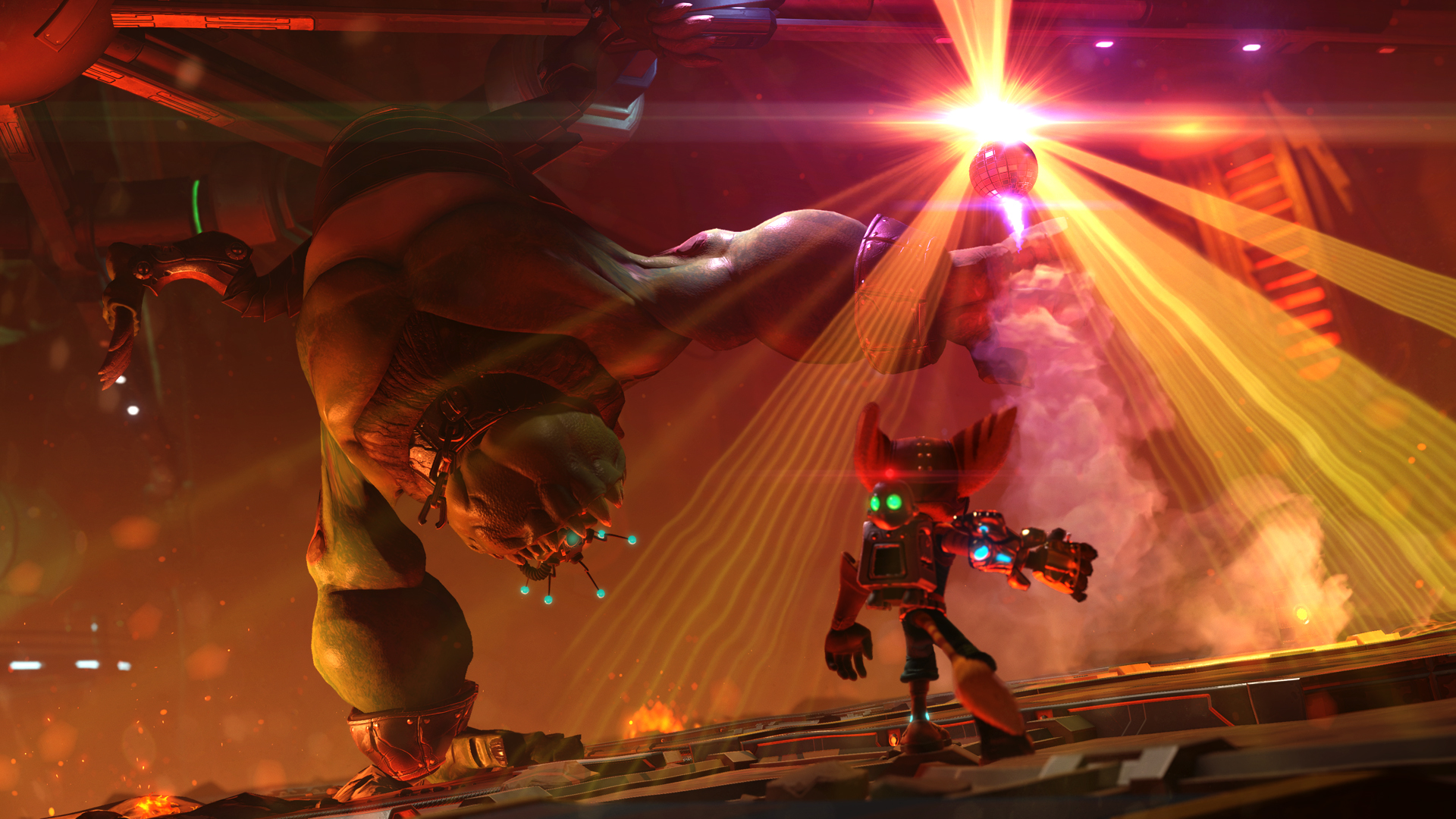 Ratchet & Clank Is A Love Letter To A Treasured Franchise 2897603 3 disco