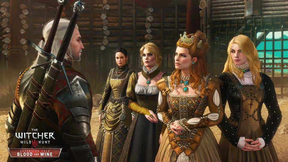 Witcher 3 Blood And Wine DLC Gets Gorgeous New Screens 3052284 6