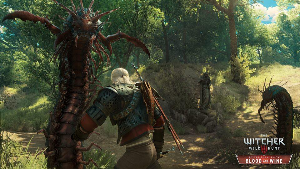 Witcher 3 Blood And Wine DLC Gets Gorgeous New Screens 3052287 4