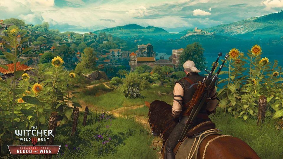 Witcher 3 Blood And Wine DLC Gets Gorgeous New Screens 3052288 5