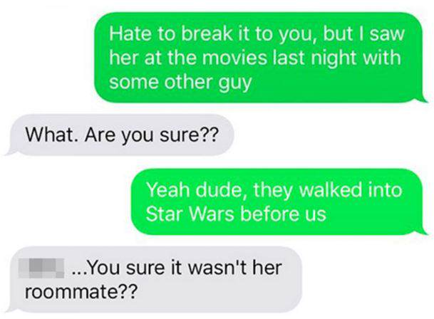 Girl Caught Cheating At Cinema, But Thats Least Of Boyfriends Concerns 35dc0e97570c0ffe4ca5bae066000963