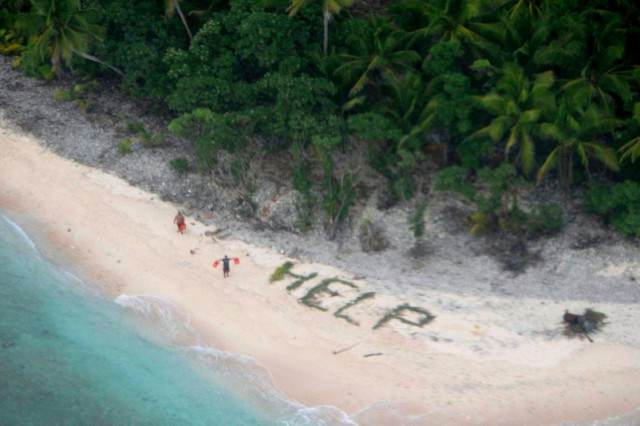 Castaways Rescued From Desert Island After Copying A Movie 5006fcea0771465588b342b8be2a4904 640x426