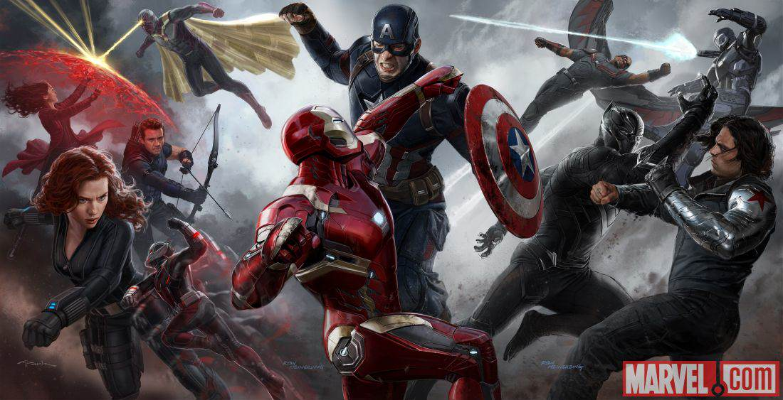 The First Reactions To Captain America: Civil War Are In... 568afb66c1127