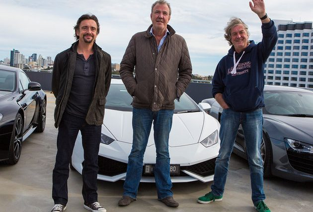 Jeremy Clarkson, Richard Hammond And James May Still Havent Named Their New Programme %name