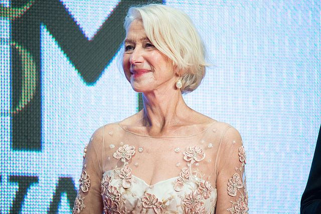 Helen Mirren Says She Wants A Sleeve Tattoo, Proves Shes An Absolute Badass 640px Helen Mirren  Woman In Gold  at Opening Ceremony of the 28th Tokyo International Film Festival 22418153872