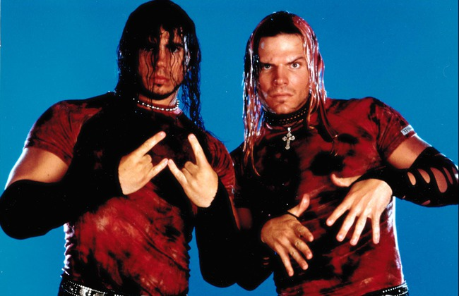 Jeff Hardy Is Still Doing Mental Sh*t In 2016, As This Video Proves 650 1