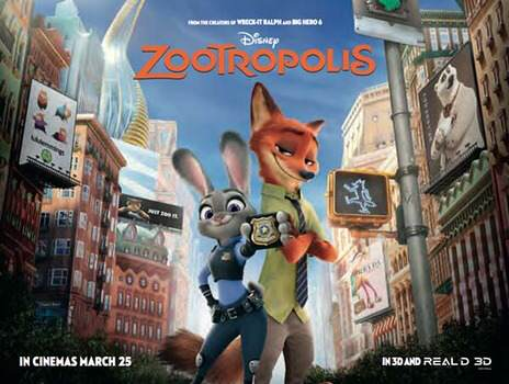 Zootropolis Is A Hilarious And Relevant Movie That I Cant Recommend Highly Enough 6609 4903