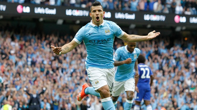 UNILAD Footballs Weekly Awards Aguero ITV