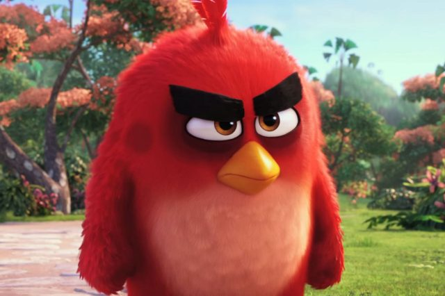 Angry Birds Movie Encourages Audience To Play On Phone During Film, Kind Of Angry Birds Movie 2 640x426