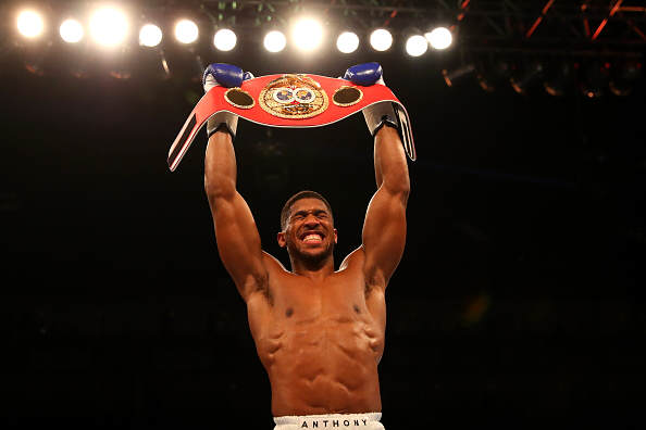 Five Things The Premier League Taught Us This Weekend Anthony Joshua