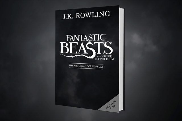Another harry potter book on the way