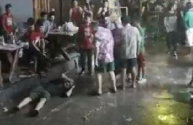 British Family Knocked Unconscious By Brutal Gang Attack In Thailand British family brutally assaulted in Hua Hin Thailand