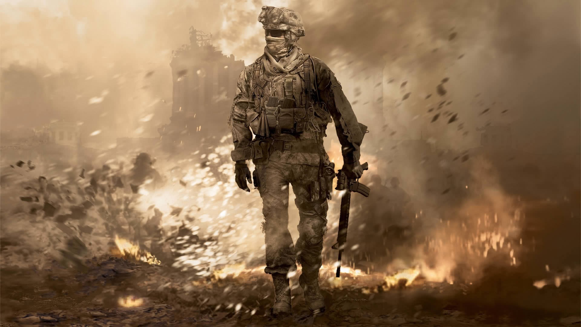 Amazon Listing Suggests Call Of Duty Modern Warfare Trilogy Remaster Call of Duty