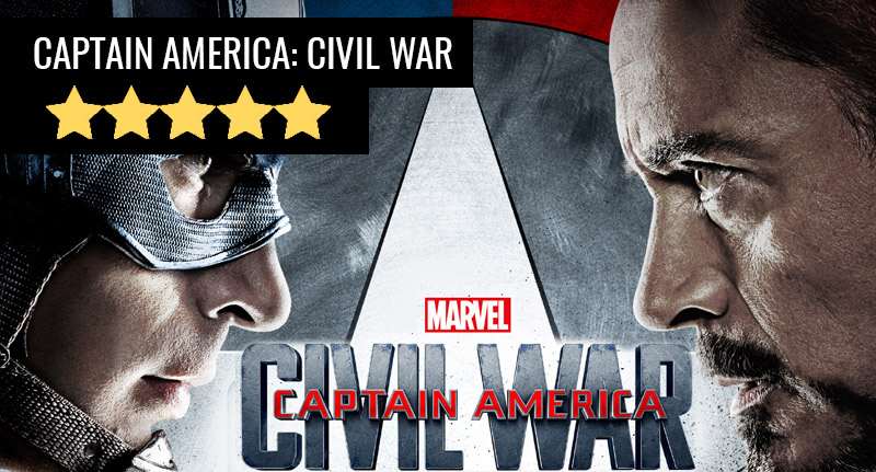 Our Spoiler Free Review Of Captain America: Civil War Captain America Civilwar review thumb